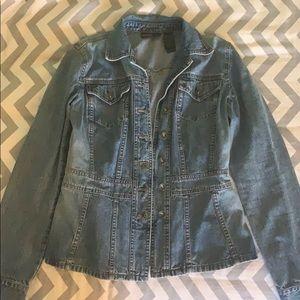 DKNY Women's Vintage Jean Jacket